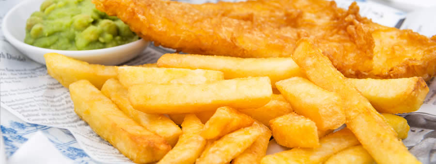 FISH & CHIPS TAKE OUT