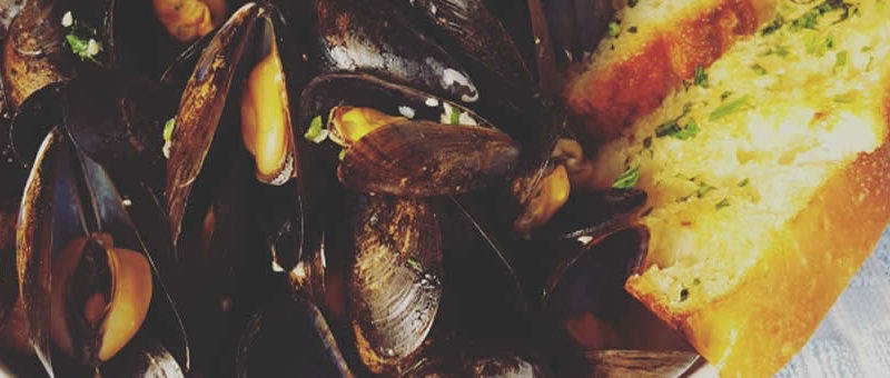 WHAT IS IN SEASON : OCTOBER ? – MUSSELS